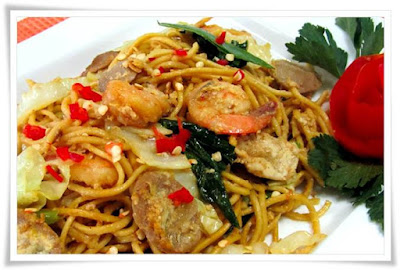 How to cook Javanese fried noodle and recipes