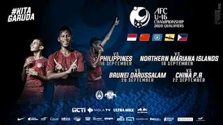 hasil timnas indonesia u 16 vs mariana utara