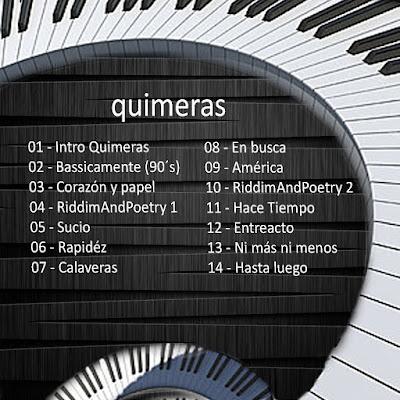 Ceda & Rapiphero - Quimeras 2011