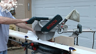 This is not James K Blake and a Bosch 5312