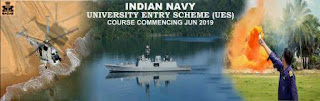 Indian Navy - University Entry Scheme