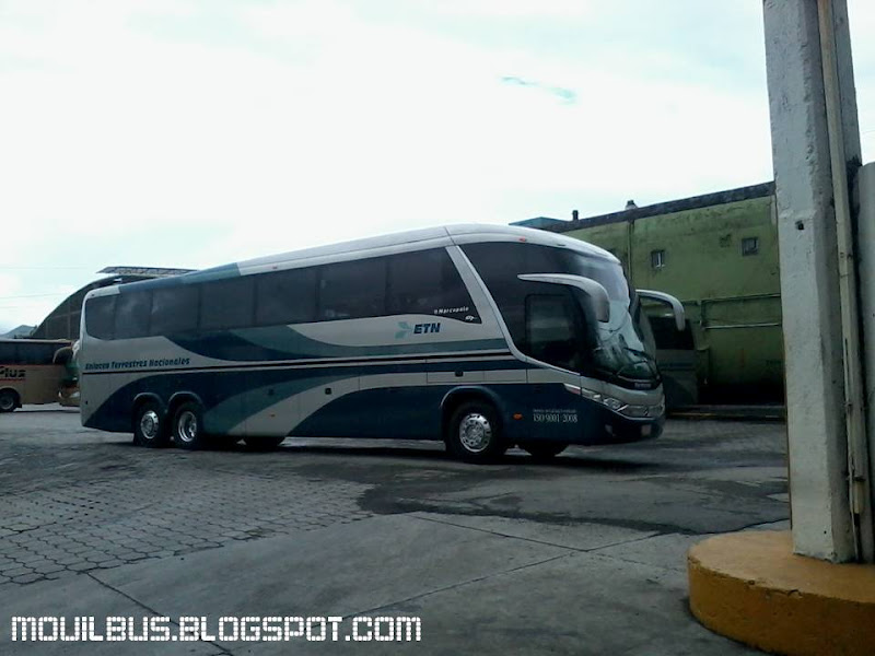 Movilbus mercedes benz marcopolo g7 paradiso 1350 enlaces - Autobuses larga distancia ...