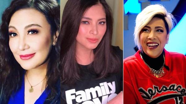 Vice Ganda, Sharon Cuneta, Angel Locsin, other celebs share their senatorial bets