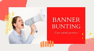 buat banner banting murah kuching sarawak
