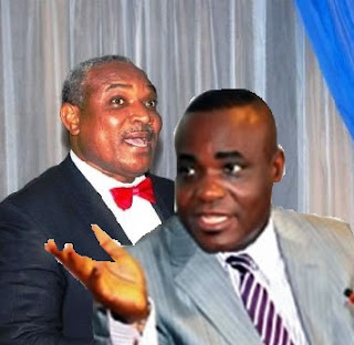 Ita Enang Goofed, Should Apoligize To Buhari's Legal Aide, Obono-Obla, By First Baba Isa