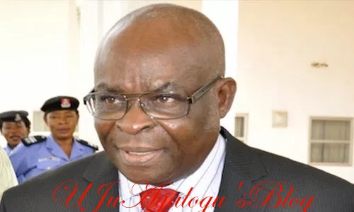 Court bars FG from freezing Onnoghen's accounts