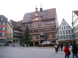 Rathaus in Tübingen