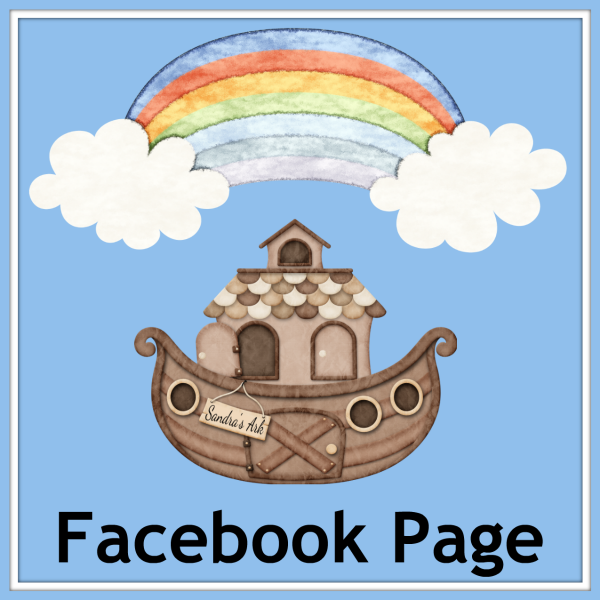 Come Follow Sandra's Ark on Facebook