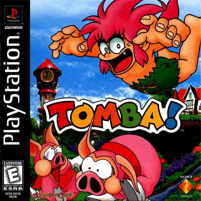 Tomba! ISO PS1