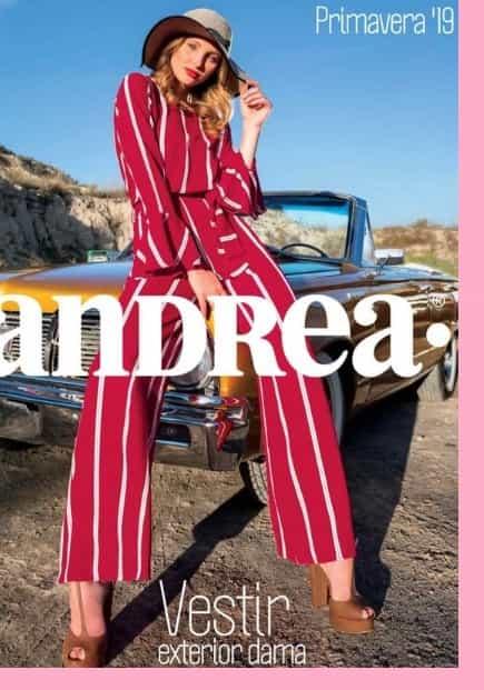 Catalogo Vestir Andrea Primavera 2019
