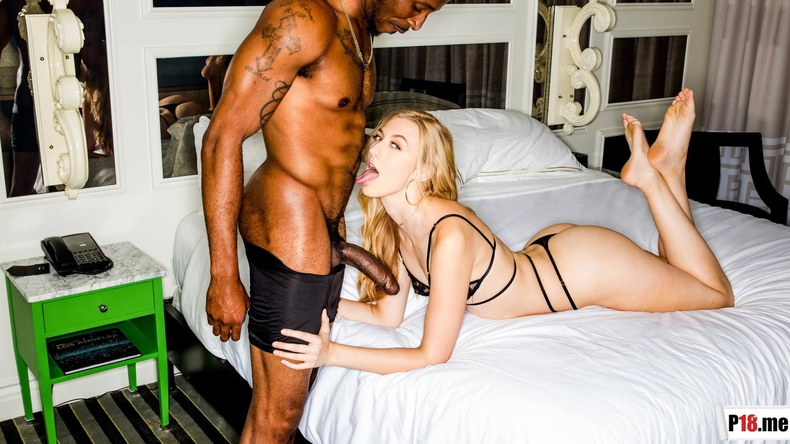 BlackedRaw - Alexa Grace - Record All Of it