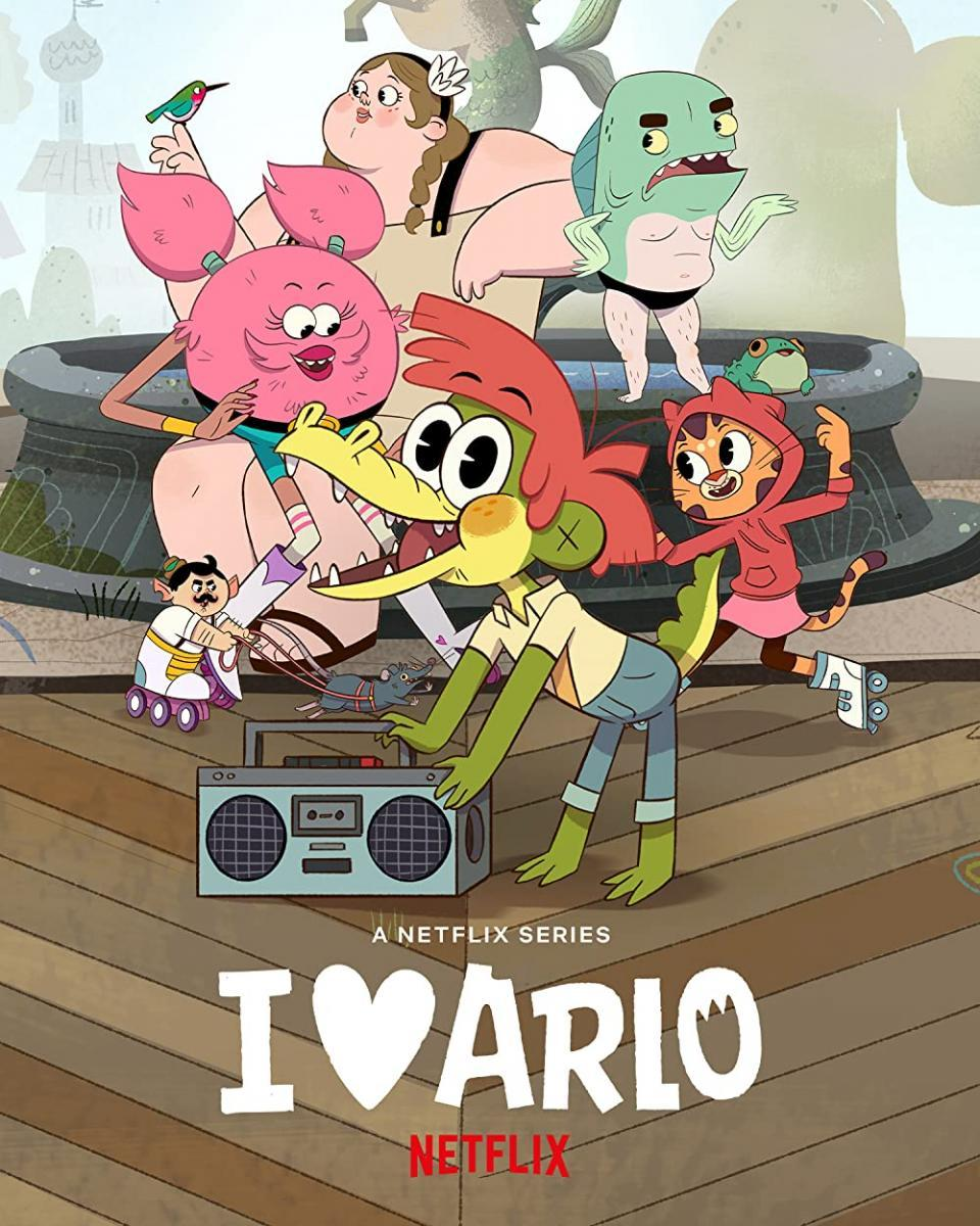 Mi querido Arlo Temporada 1 Completa 1080p Dual Latino/Ingles