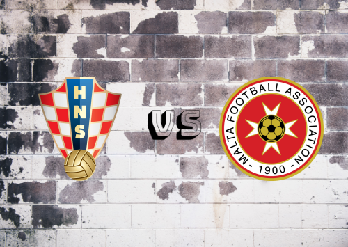 Croacia vs Malta  Resumen