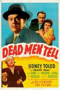 Watch Dead Men Tell Online Free in HD