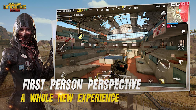 Pubg Hdr For Android: Download Pubg Mobile 0.7.0 Apk + Data Terbaru