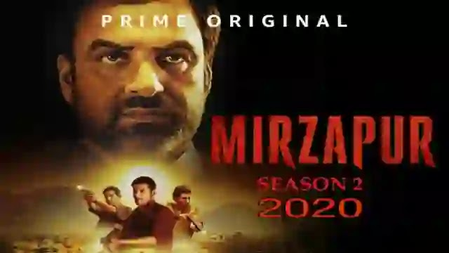 Mirzapur Season 2 Web Series Story Cast Review and Release Date | Download Full Episode