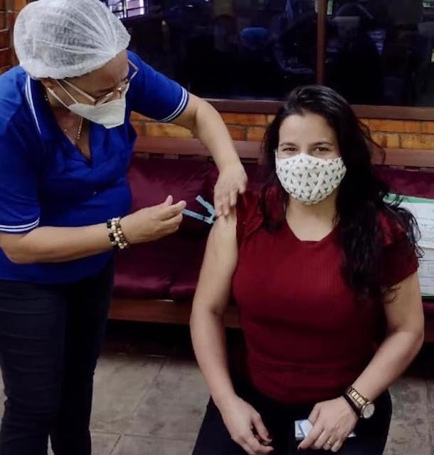 Ribeirão inicia nesta segunda-feira vacinação de pessoas acima de 42 anos contra Covid-19