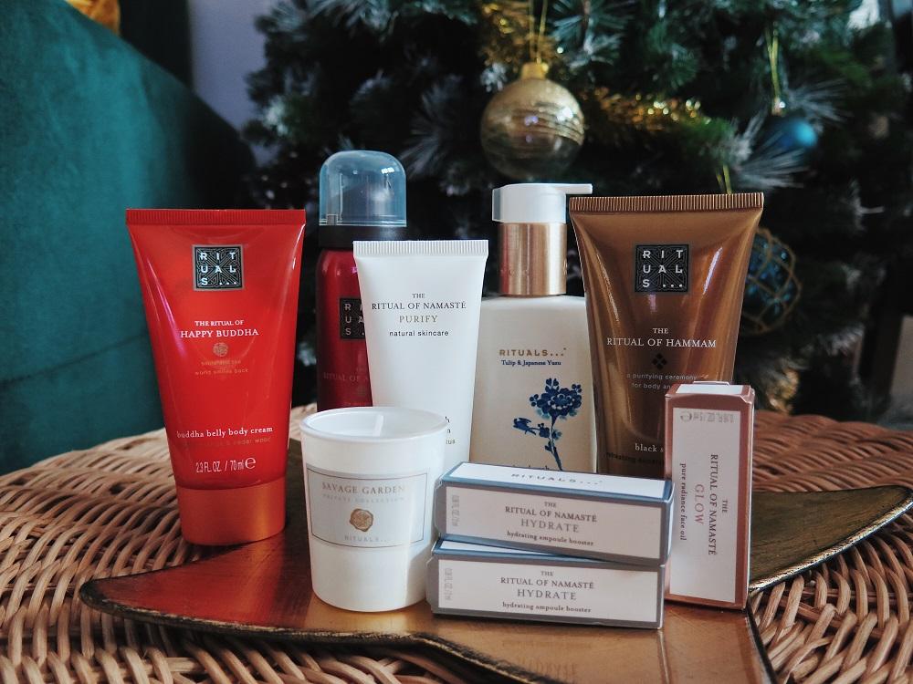 Kosmetyki Rituals, pielęgnacja ciała