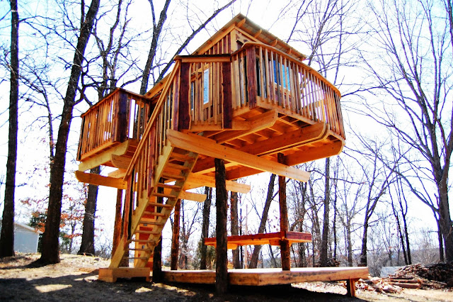 Table Rock Treehouse
