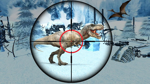 Dinosaur Hunt 2018 v5.4 MOD Update