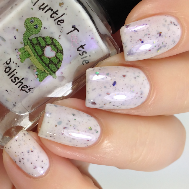Turtle Tootsie Polishes-Yucky Candy