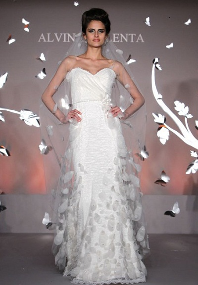 Very Nice Wedding Dresses 2012 Wallpaper Amp Pictures