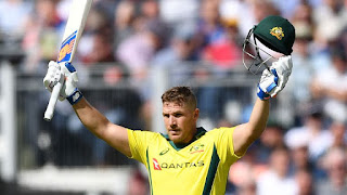 Aaron Finch 172 - Zimbabwe vs Australia 3rd Match T20 Tri-Series 2018 Highlights