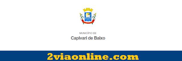 Águas de Capivari - confira como consultar fatura e tirar boleto