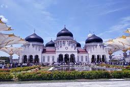Masjid Raya Baiturrahman, Icon Kebanggan Masyarakat Aceh dari Dulu Hingga Sekarang