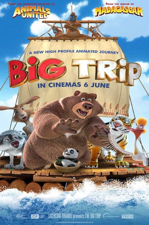 Review Filem The Big Trip