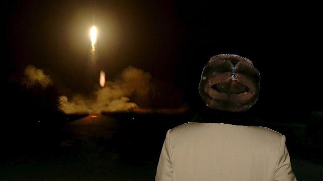 Coreia do Norte esteve movendo mísseis de cruzeiro anti-navio na costa leste do país, há apenas alguns dias.