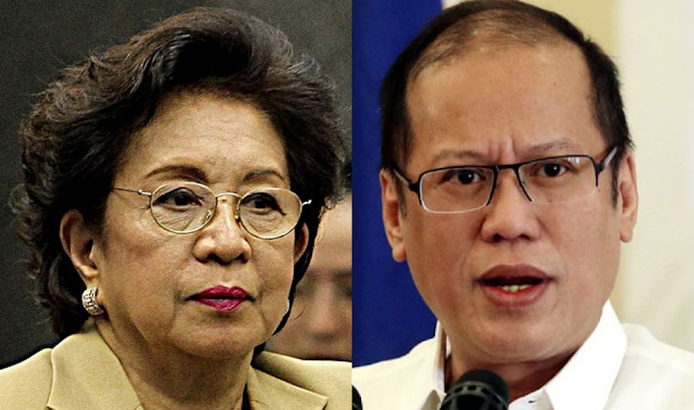 Carpio-Morales salary under Aquino amounted to 2.2 million