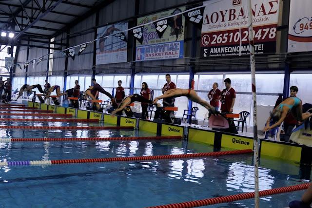 Γιάννενα: Σήμερα και αύριο οι αγώνες τεχνικής κολύμβησης στα Γιάννενα
