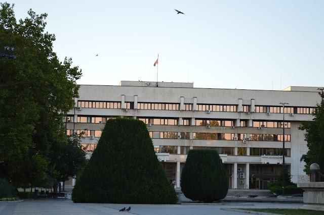 Сграда на Община Русе