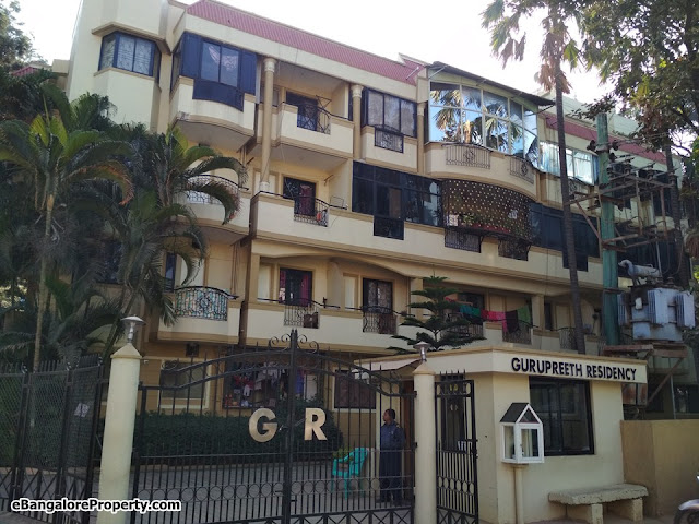 Gurupreeth Residency 2BHK For Sale