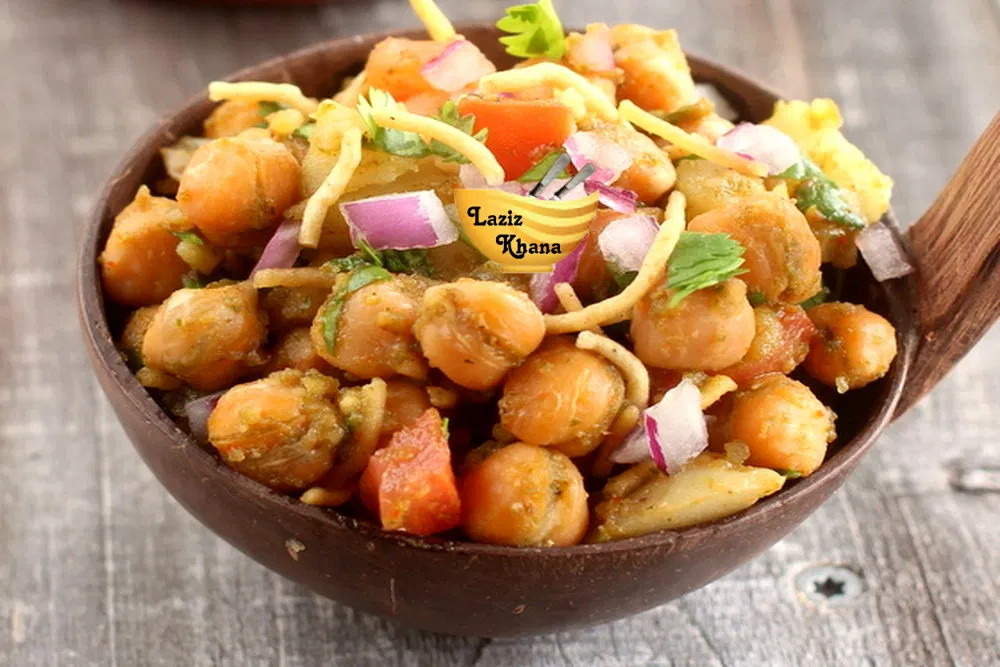 Chana Chaat Recipe in Hindi