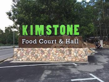 Bukan Medan Selera Biasa-Biasa, KIMSTONE Food Court & Hall Ini Macam Restoran Dalam Kebun!