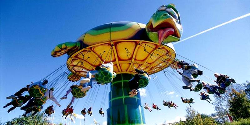 Parque de atracciones BonBon 4