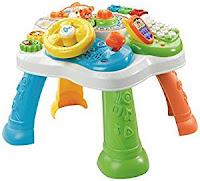 quoi offrir cadeau bébé anniversaire 12 mois idée cadeau table activité