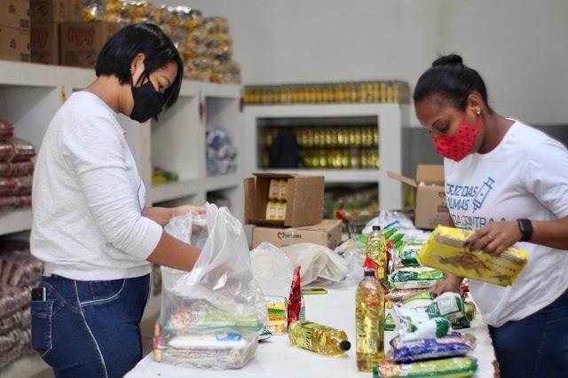 Prefeitura vai distribuir 1973 Kits Alimentação Escolar para alunos da Educação Infantil