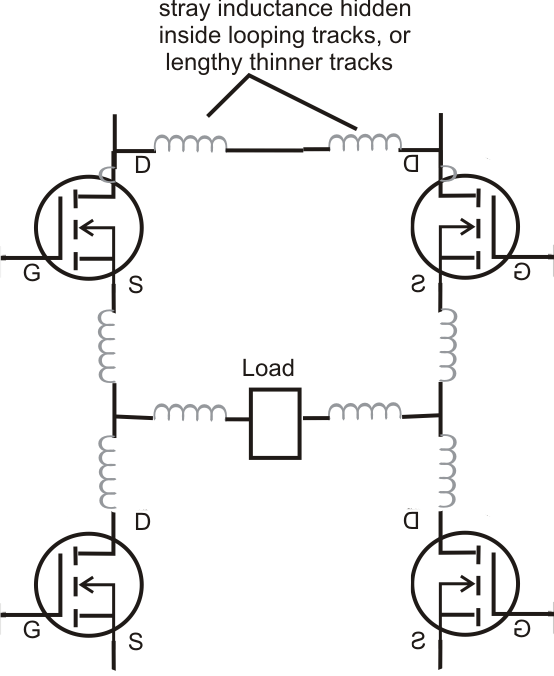 how to protect mosfets