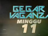 Senarai Lagu Gegar Vaganza Minggu Ke-8 Tahun 2019