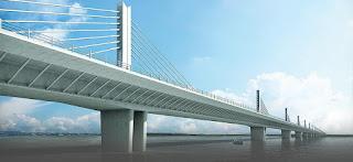 Η γέφυρα Λήμνου - Καβάλας