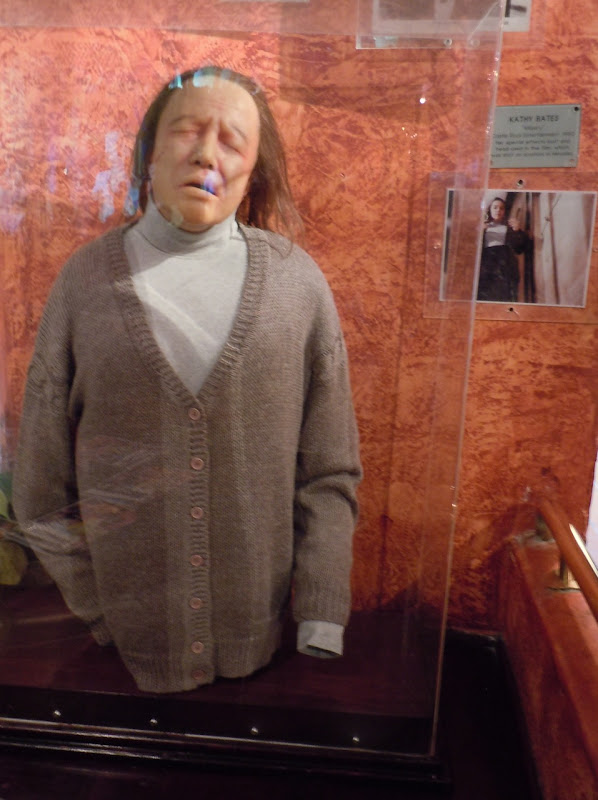 Kathy Bates Misery prosthetic special effect