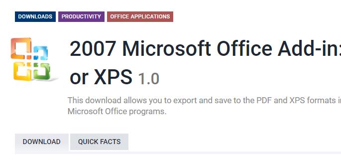 Cara Mudah Ubah Word 2007 Jadi PDF dalam 30 Detik