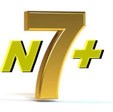 """iMAGEM DO """"N7+"""", início do Sistema de Referências Conectadas"""