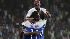 الهلال ينتصر على النجم الساحلي في معقله بهدف وحيد من دوري أبطال أفريقيا