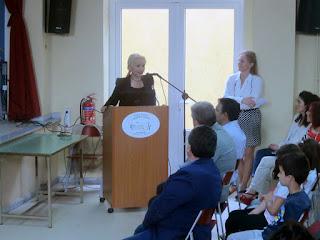Επίσκεψη Αντιπεριφερειάρχη Πιερίας στο 2ο Δημοτικό Σχολείο Κατερίνης.