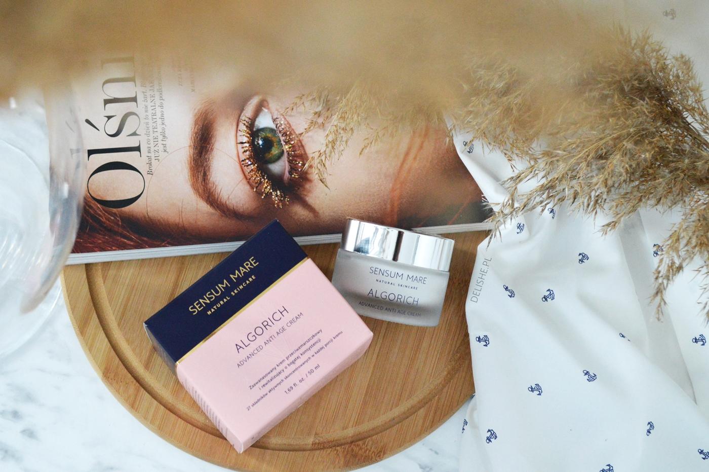 zakupy kosmetyczne blog sensum mare algorich