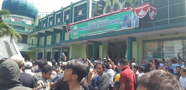 Astagfirullah! Ketika Masjid Dijadikan Tempat Keributan Politik, Ini yang Akan Terjadi